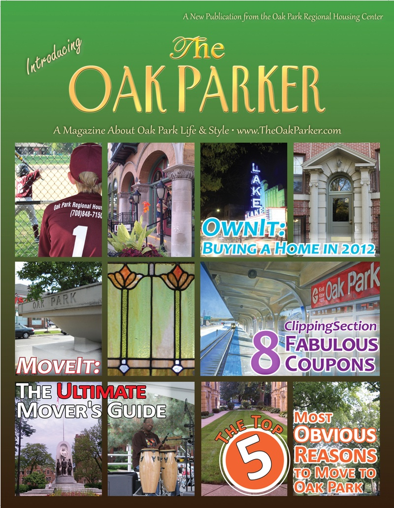 After 1 - The Oak Parker Magazine 2012