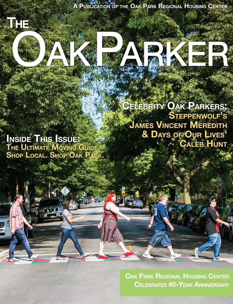 After 2 - The Oak Parker Magazine 2013